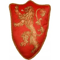 Almofada Pelucia Casa Lannister Game Of Thrones Factory